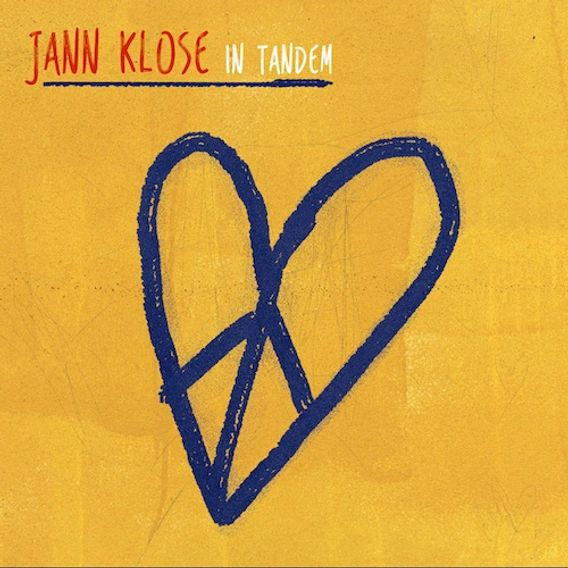 jann klose in tandem album cover art gallo records