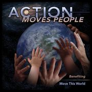 Action Moves People CD art