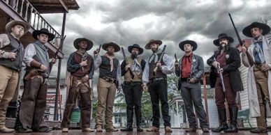 Old West High Noon Shootout