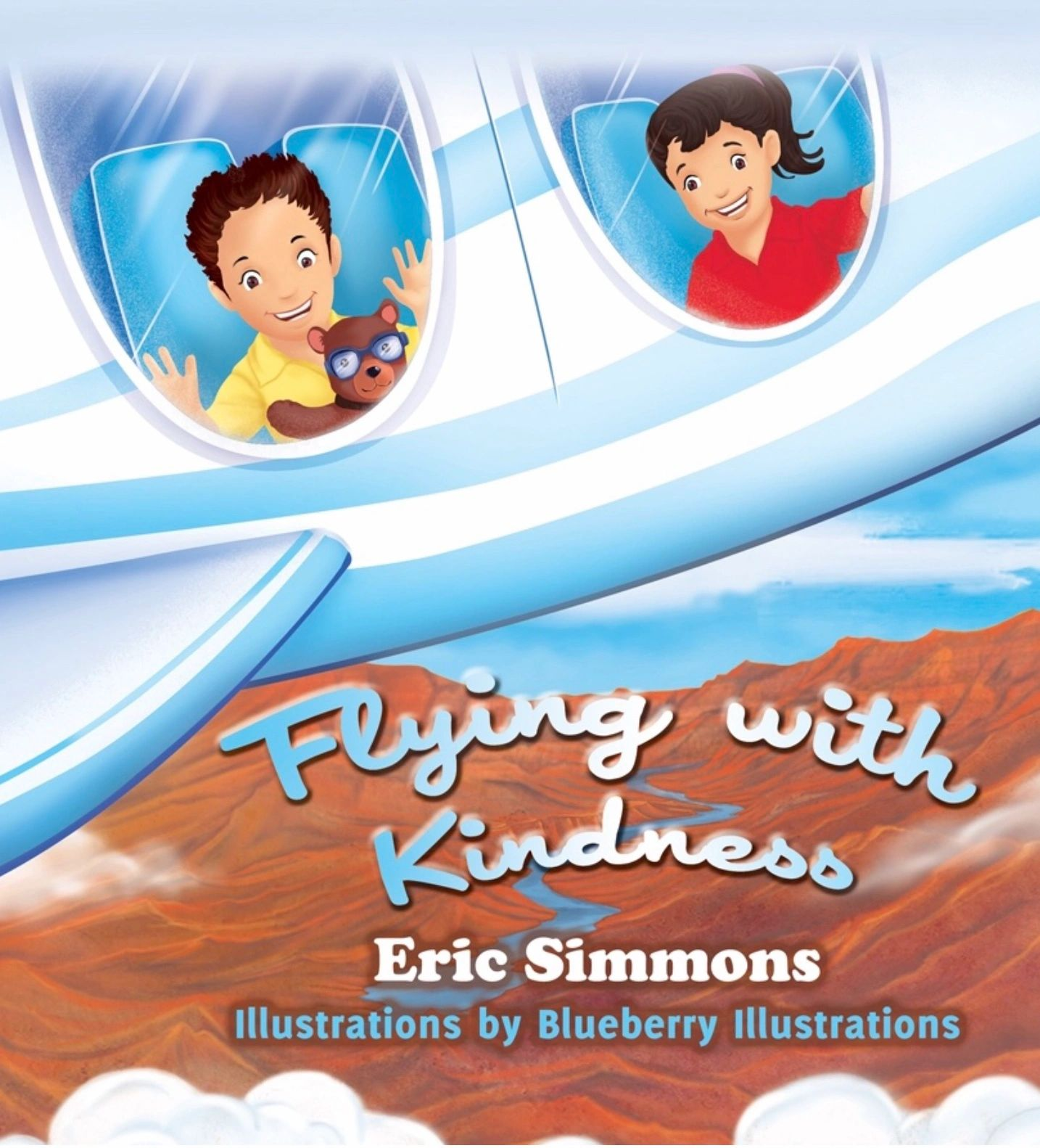 Flying With Kindness Book Cover