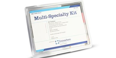 Multi Specialty  Injection Kit
