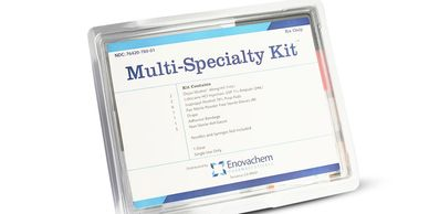 multi-specialty injection kits