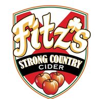 Fitz's Strong Country Cider logo