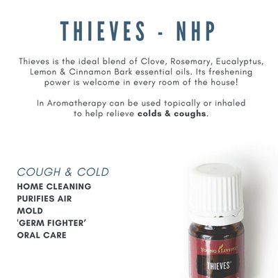 Thieves essential oil, Thieves Young Living, Thieves oil,