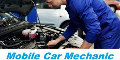 mobile car mechanic, your mechanic at home, auto mechanic, we bring the shop to you, brake service