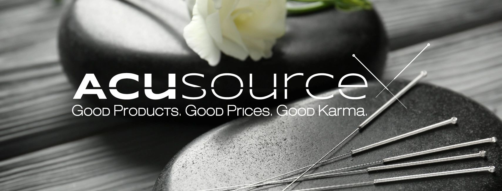 AcuSource. Premium Acupuncture needles for acupuncture, dry needling, chiropractic.