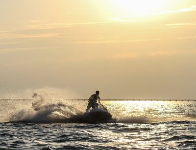 Come Jet Ski On The Pristine Chesapeake Bay Waters With Poseidon Watersports Jet Ski Rental