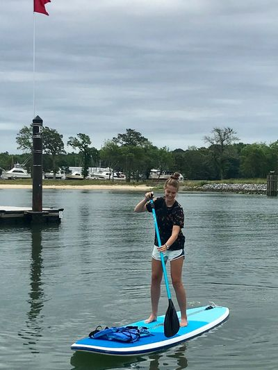 kayak and paddle board rentals Cape Charles, VA