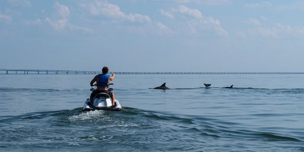 Poseidon Watersports jetski Rentals near Virginia Beach Virginia