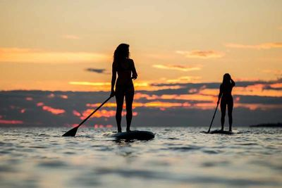 paddle board rentals and tours Cape Charles, Virginia