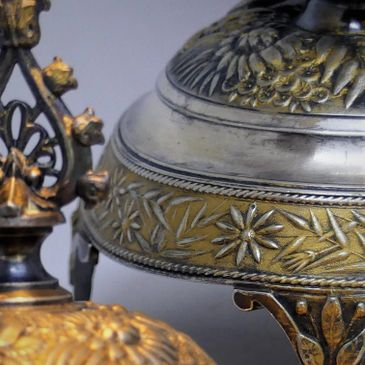 The American Silver Museum – an online museum experience! www.AmericanSilverMuseum.COM