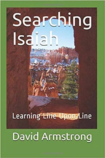 Cover: Searching Isaiah