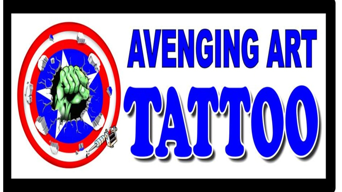 Avenging Art Tattoo