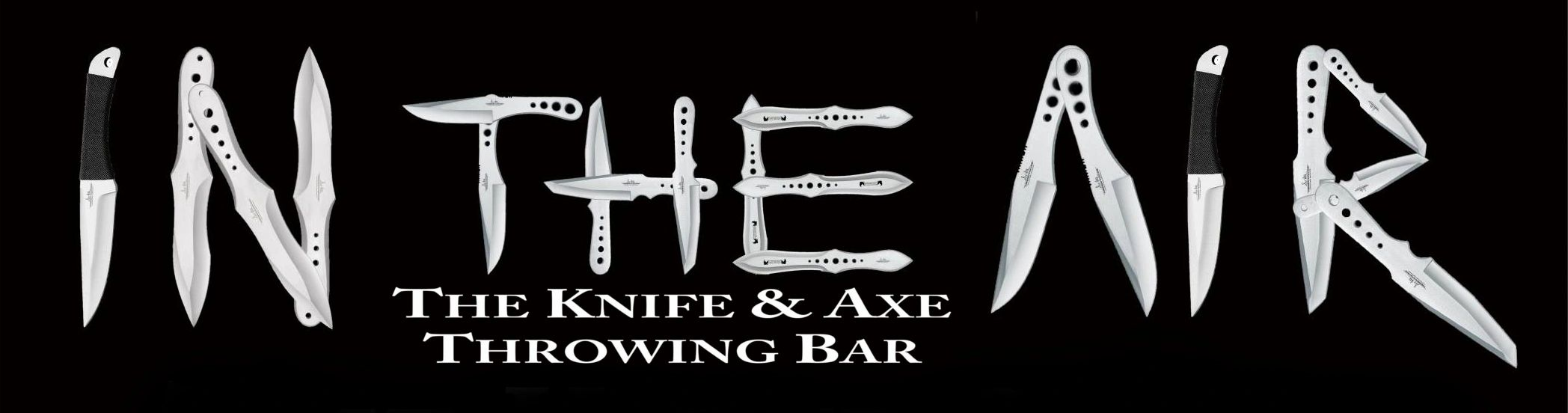 In The Air Knife and Axe Throwing Bar bank street university fun lounge original guild party event