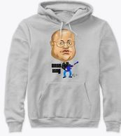 Donald Wayne King collaboration hoodie $44.99