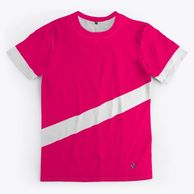 Antoine Maurice King Red Stripe Tee