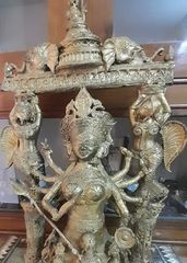 Base Auction Price: Rs. 38,000 Master Artisan: Mada Karmakar