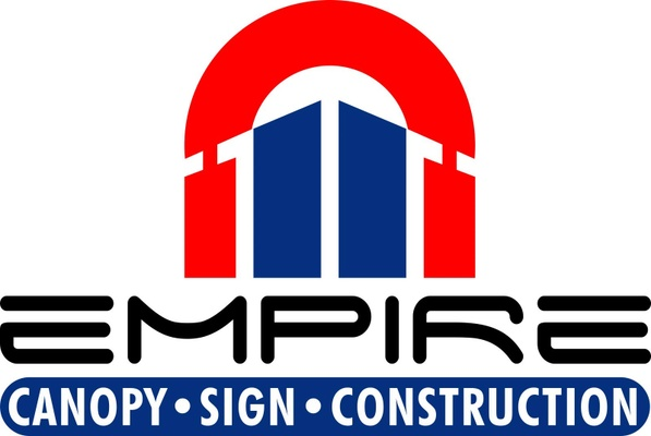 Empire Canopy, Sign & Construction