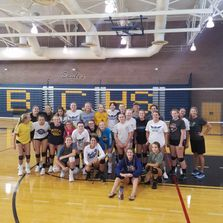 SATELLITE HIGH SCHOOL TEAM VOLLEYBALL CAMP AT YOUR SITE