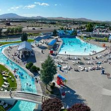 Wild Island Waterpark Beach Volleyball Camp in Sparks Nevada near Reno NV