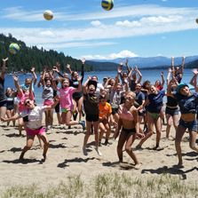 Memorable experiences at Peak Volleyball Camps