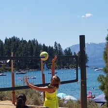 Zephyr Cove Beach Volleyball Camp