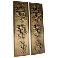 WOOD CARVED PANELS