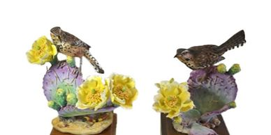 Dorothy Doughty for Royal Worcester Birds
