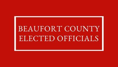 Beaufort County SC Republican Party GOP, Beaufort County Elected Officials