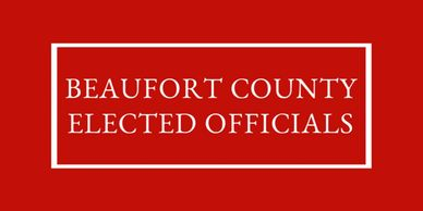 Beaufort County SC Republican Party GOP, Beaufort County Elected Officials contact