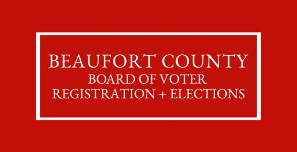 Beaufort County SC Republican Party GOP Beaufort County Board of Voter Registration and Elections