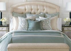 bedding, luxury bedding, pillows, duvets, comforters