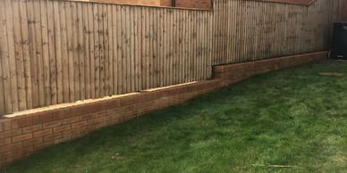 wood and fence cleaning