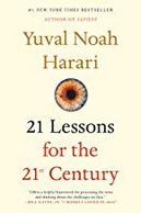 21 lessons for the 21st century, book recommendation