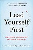 lead yourself first, book recommendation