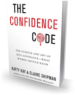 Confidence code, for women, book recommendation