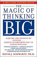The Magic of thinking big, book recommendation