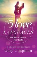 the 5 love languages, book recommendation. The secret to love that lasts.