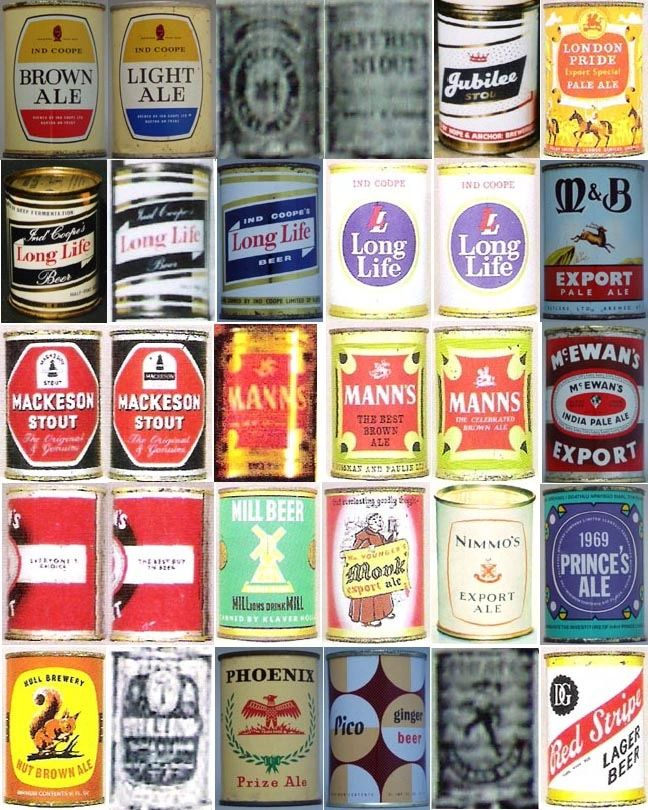 Cansmart Beer Cans Breweriana British Beer Cans Tennents Cansmart Beer Cans Breweriana
