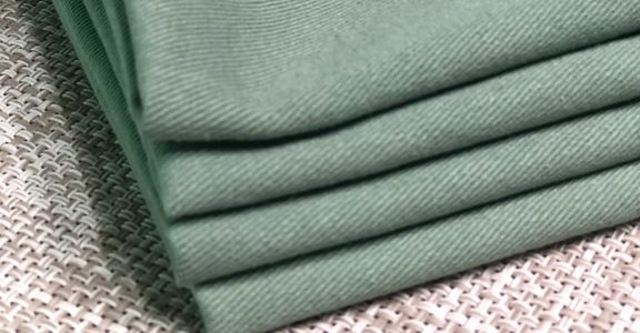 sage green cloth napkins