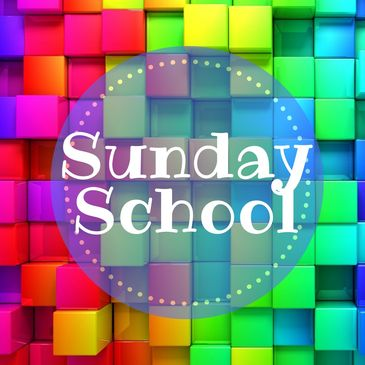 sunday school for children and kids