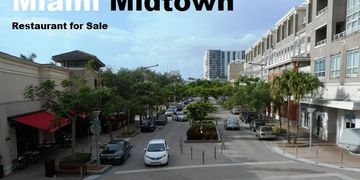 MIdtown restaurant for sale