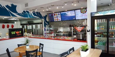 poke restaurant for sale in miami, sell a restaurant, buy a restaurant, restaurant broker