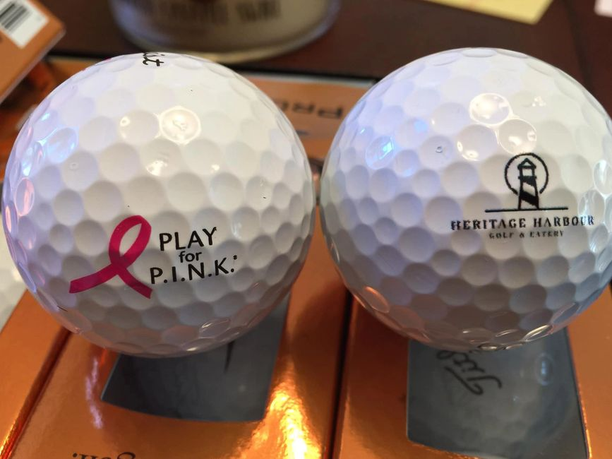 Bryan & Julie Veith are the founders of Play for Pink Breast Cancer Fundraiser Event Week in Manatee