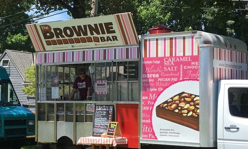 Brownie Bar food truck