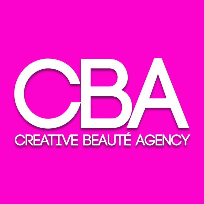 Logo CBA Creative Beaute Agency