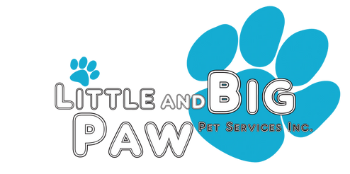 Little and Big Paw Pet Services Inc.
