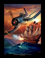 Andy Wenner Art Print Corsair