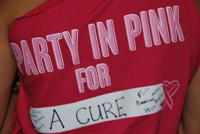 Alegria Dance Fundraisers – Party in Pink™