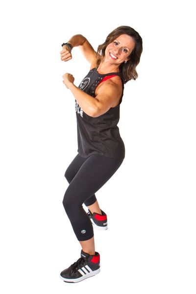 Alegria fitness instructors – Deb Nunes